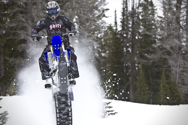 Mountain Horse Dirt Bike Snow Kit 5