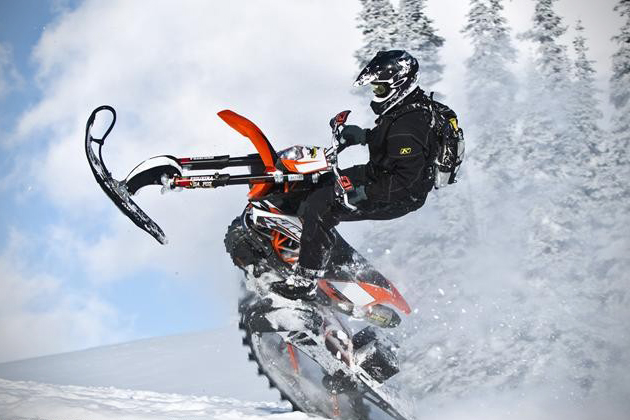 Mountain Horse Dirt Bike Snow Kit 6