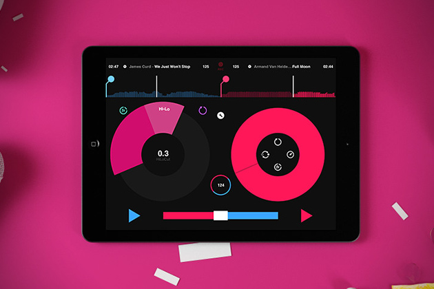Pacemaker iPad DJ App With Spotify 2