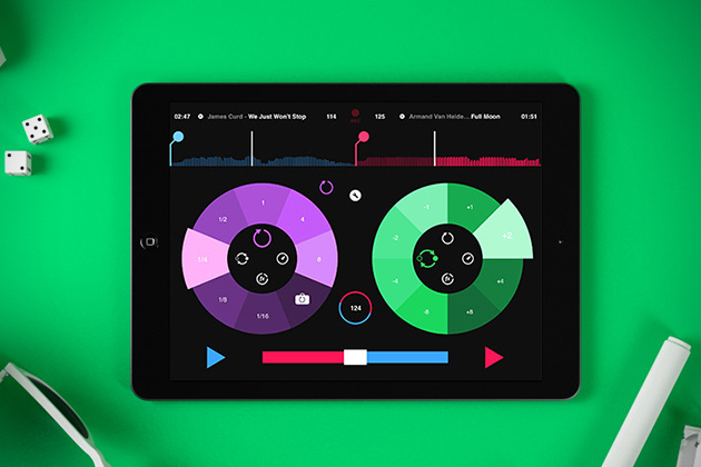 Pacemaker iPad DJ App With Spotify 3