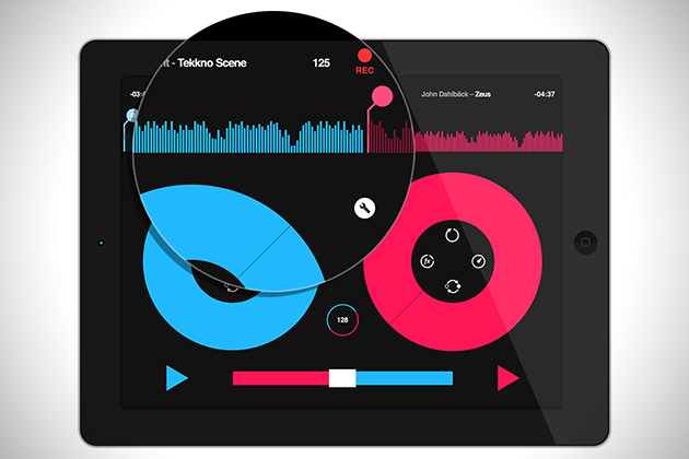 Pacemaker iPad DJ App With Spotify 5