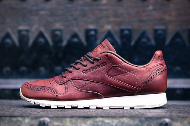 Reebok Classic Leather Lux Brogue Pack 2
