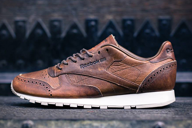 Leather Reebok Brogue Classic Hiconsumption Lux Pack B7gP5x0