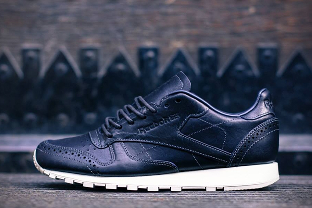 Reebok Classic Leather Lux Brogue Pack 4
