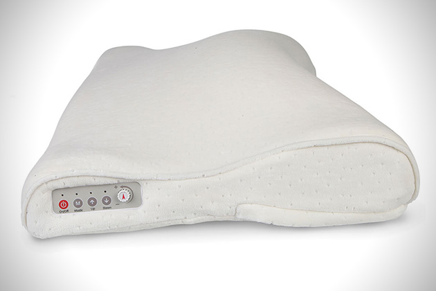 Snore Activated Nudging Pillow 3