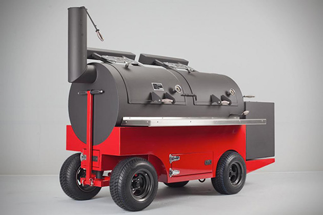 Yoder Smokers Frontiersman Competition Smoker 2