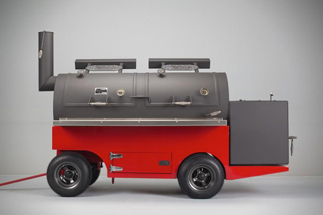 Yoder Smokers Frontiersman Competition Smoker 3