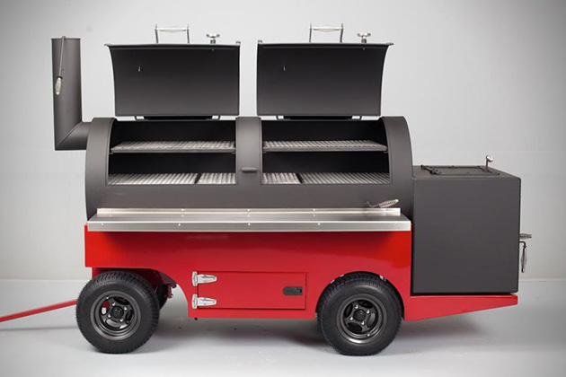 Yoder Smokers Frontiersman Competition Smoker 4
