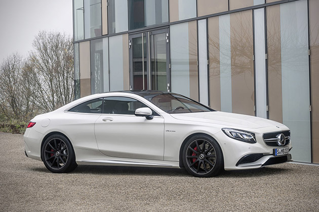 2015 mercedes benz s63 amg 4matic coupe hiconsumption. Black Bedroom Furniture Sets. Home Design Ideas