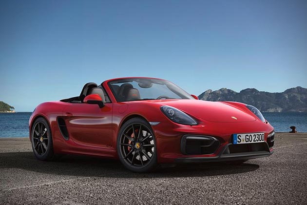 2015 Porsche Boxster and Cayman GTS 05