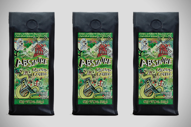 Absinthe Coffee