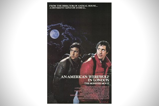 An American Werewolf in London