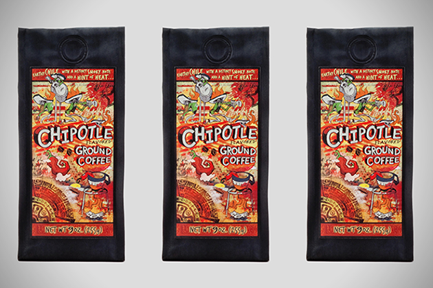 Chipotle Flavored Coffee
