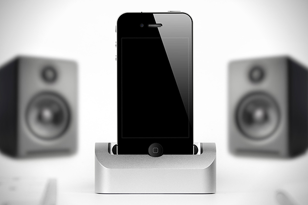 Elevation Dock 2 for iPhone 5 3