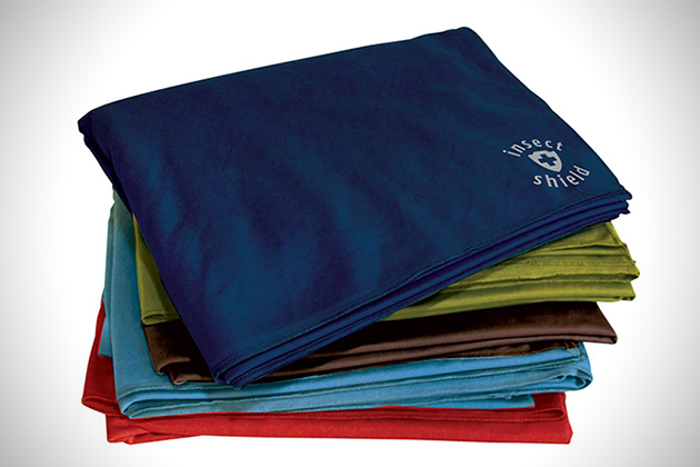 Insect Shield Outdoor Blanket 4