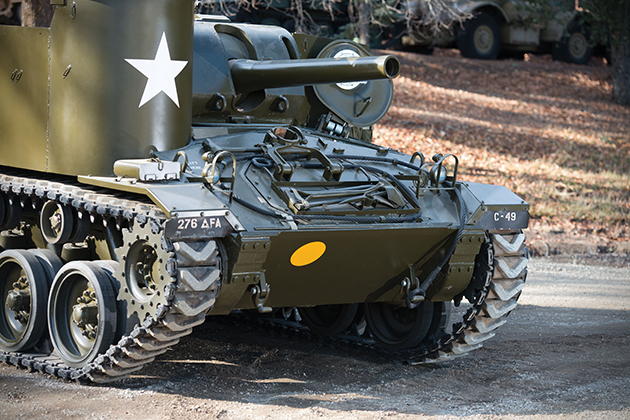 M37 Howitzer Tank for Sale 2