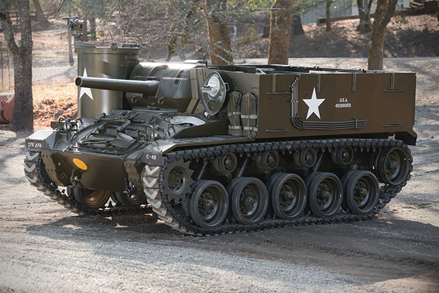 M37 Howitzer Tank for Sale 3