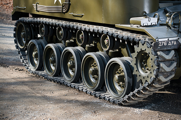 M37 Howitzer Tank for Sale 4