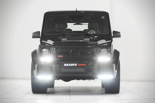 Mercedes-Benz G65 AMG 800 iBusiness by Brabus 2