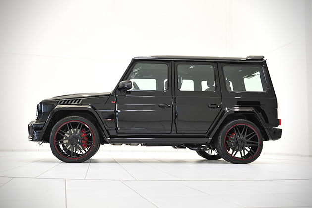 Mercedes-Benz G65 AMG 800 iBusiness by Brabus 3
