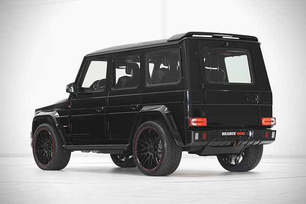 Mercedes-Benz G65 AMG 800 iBusiness by Brabus 4
