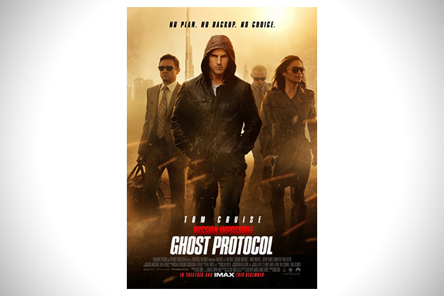 Mission- Impossible - Ghost Protocol