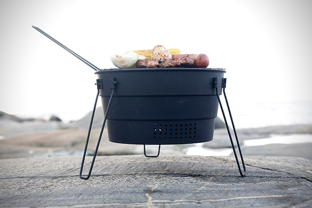 Pop Up Grill 1