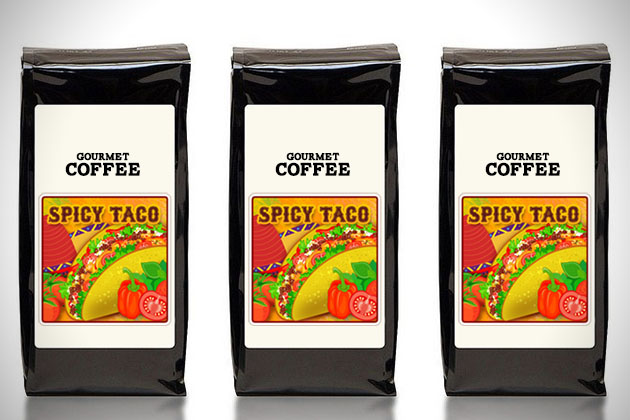 Spicy Taco Coffee