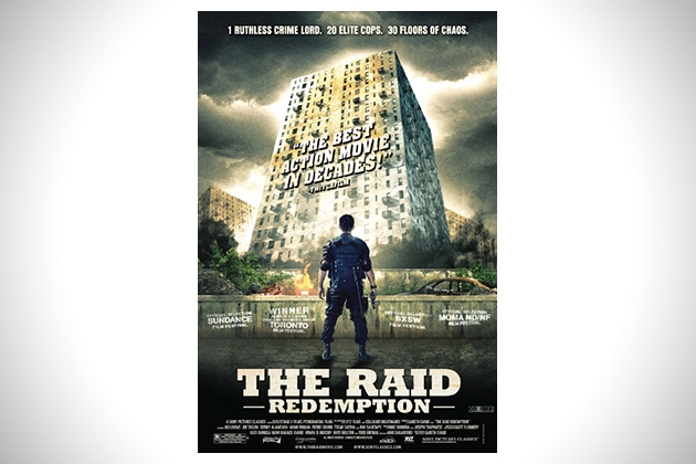 The Raid- Redemption