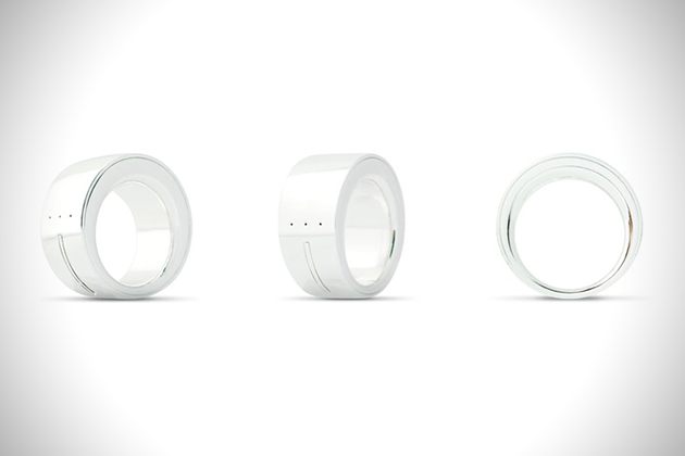 The Ring Wearable Input Device 5