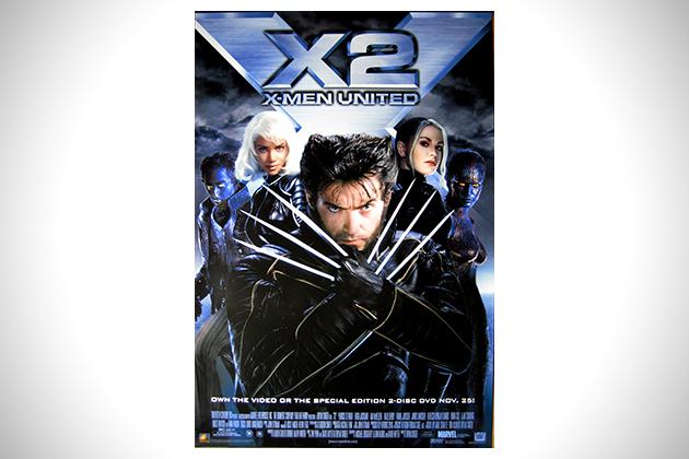 X2- X-Men United