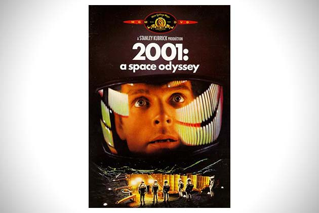2001- A Space Odyssey