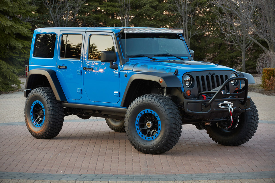 2014 Easter Jeep Concepts Hiconsumption