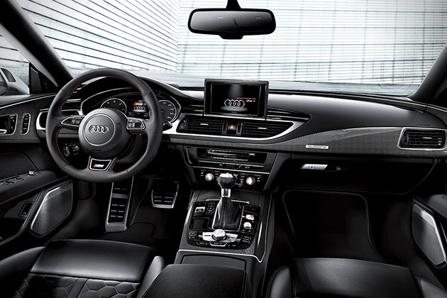 2015 Audi RS7 Dynamic Edition 5
