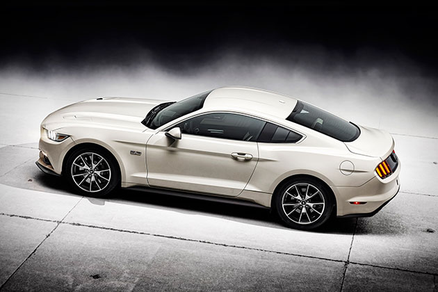 2015 Ford Mustang 50 Year Limited Edition 2