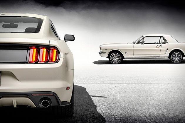 2015 Ford Mustang 50 Year Limited Edition 4