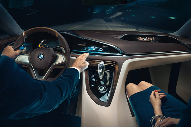 BMW Vision Future Luxury Concept 7