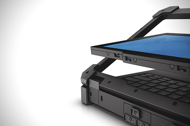 Dell Latitude Rugged Extreme Notebooks 4