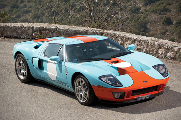 Ford GT Heritage Edition 1