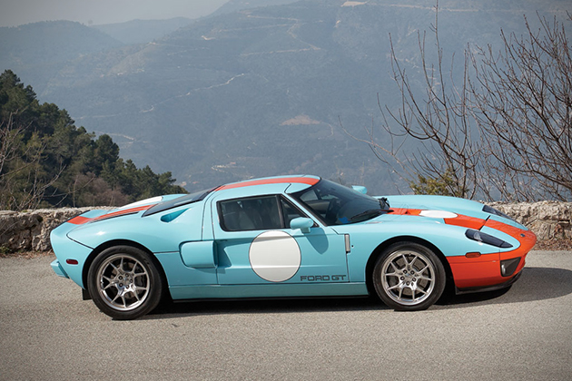 Ford GT Heritage Edition 3