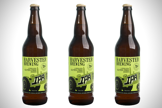 Harvester Brewing IPA