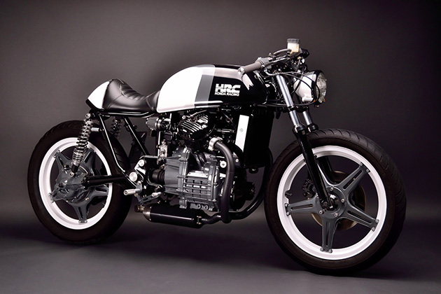 Honda CX500 Motorcycle by Kustom Research 1