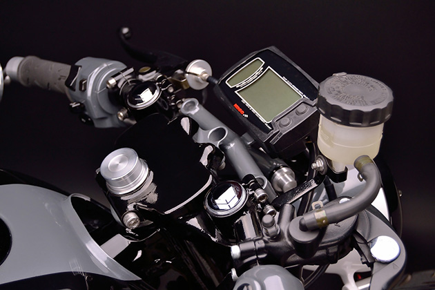 Honda CX500 Motorcycle by Kustom Research 5