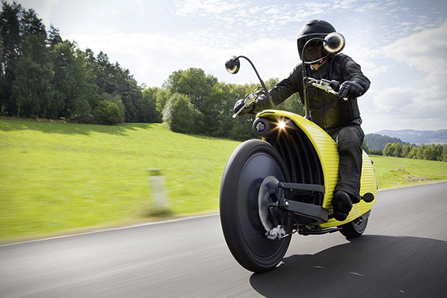 Johammer J1 Electric Motorcycle 1