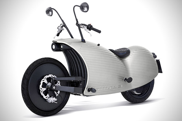 Johammer J1 Electric Motorcycle 4