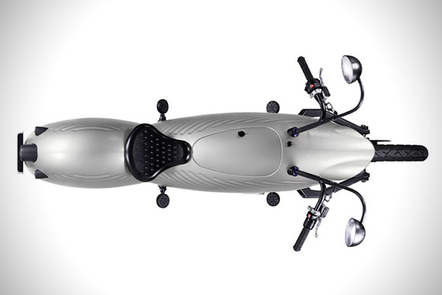 Johammer J1 Electric Motorcycle 6