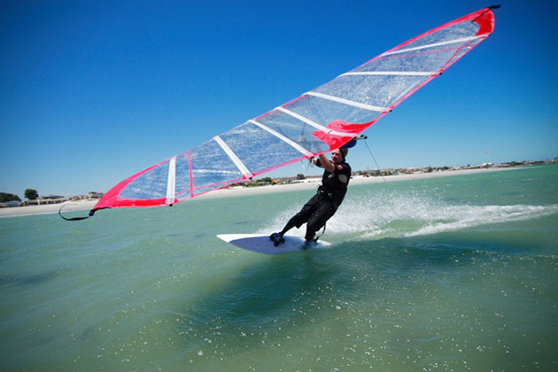 KiteWing- Wind-Powered Action Sport Wing 4
