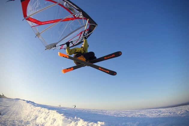 KiteWing- Wind-Powered Action Sport Wing 6