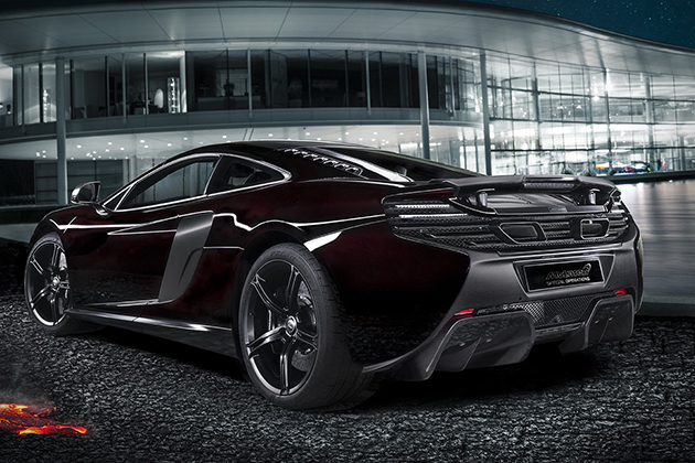 McLaren Special Operations 650S Coupe Concept 2