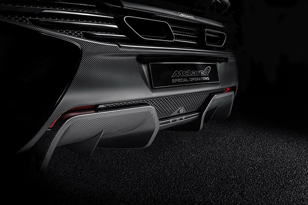 McLaren Special Operations 650S Coupe Concept 3